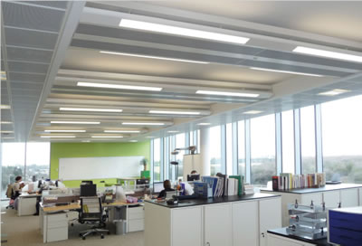 Chilled Beams Environmental Air Conditioning Ltd